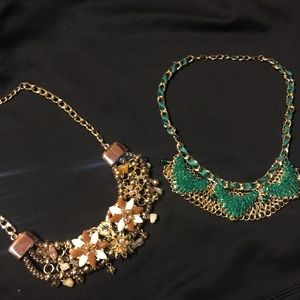 Jewelry - Collar necklaces ✨✨✨